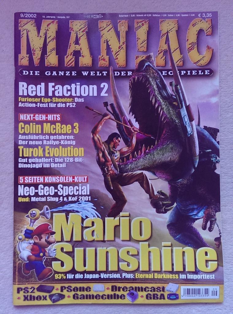 Maniac 2002-09